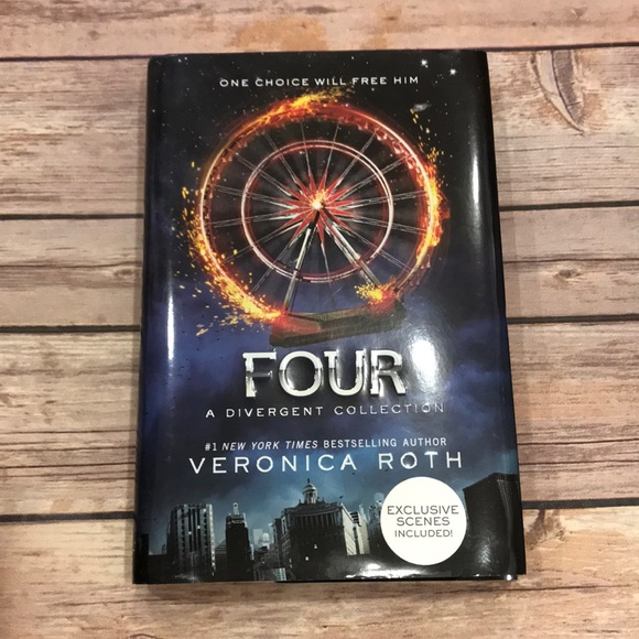 Divergent Series Four Book